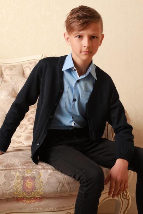 Школьный кардиган для мальчика