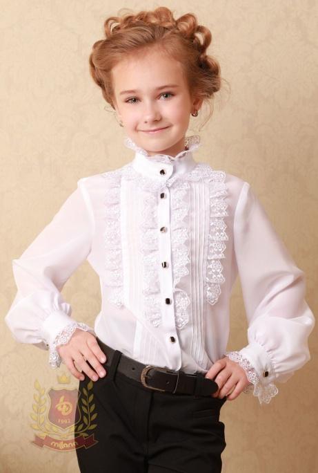 Блузка на 1 Сентября
